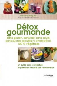 detox gourmande le livre