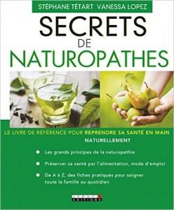 Le livre de référence pour reprendre sa santé en main par Stéphane Tetart. Un livre qui devrait être remboursé par la sécurité sociale !